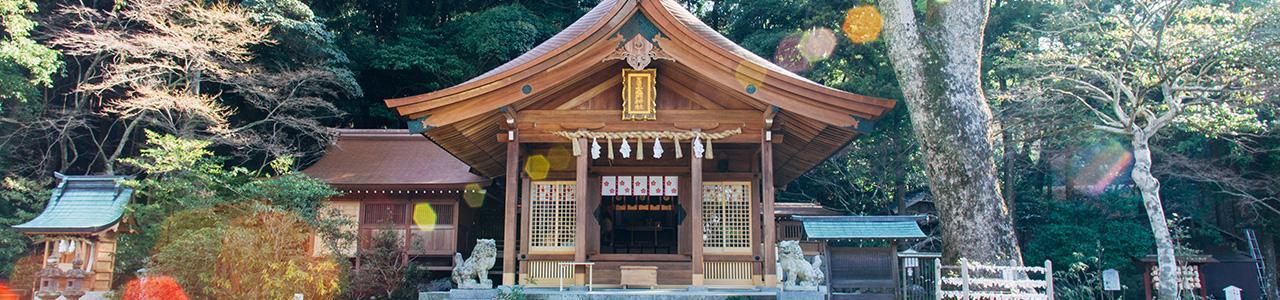 恋の神様の神社に、足湯付きオアシス!? 初詣に訪れたい福岡のユニーク神社