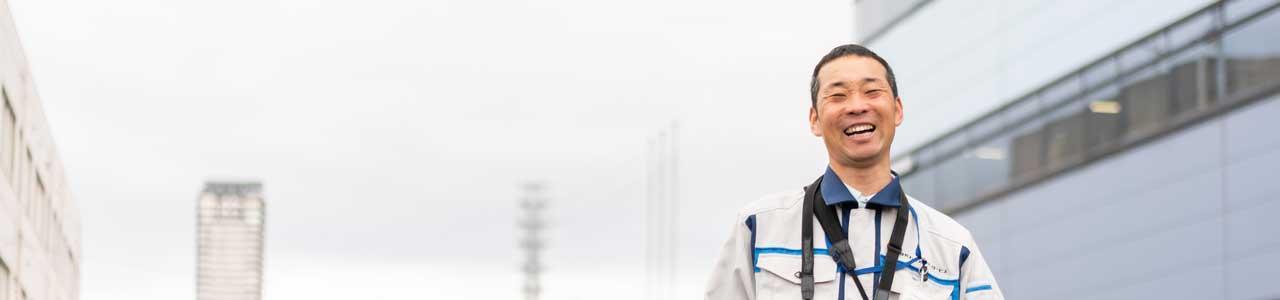 検針員として街を見守る元プロ野球選手 金田政彦さんのセカンドチャレンジ
