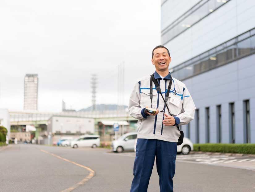 検針員として街を見守る元プロ野球選手<br />金田政彦さんのセカンドチャレンジ