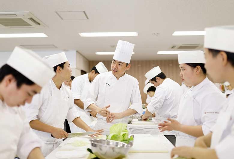 飲食業界に革命を起こす「スピリッツオブマイスター」という調理学校