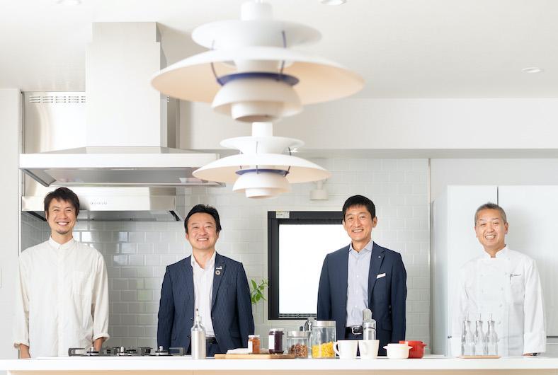 コウケンテツ×福岡の食と人<br>企業の枠を超えて新たな視点で探る<br>人と食の未来へ向けて、私たちができること。(前編)