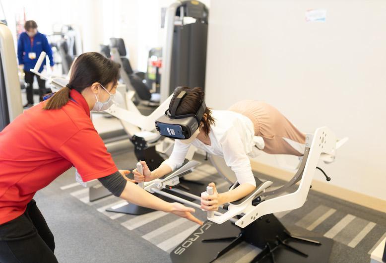 初心者も、続かない人もハマる<br>最新トレーニングで運動習慣を身につけよう!